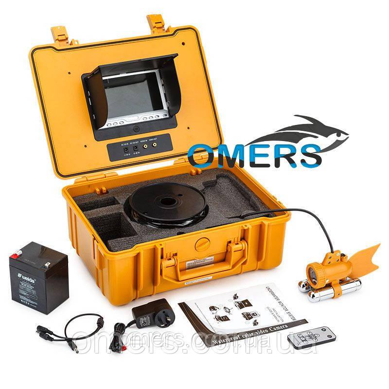 Подводная видеокамера для рыбалки BestWill СR-1107(A)