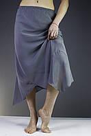 Женская шифоновая юбка