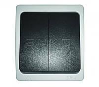 BUKO Выключатель двойной IP54