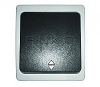 BUKO Выключатель одинарный проходной IP54
