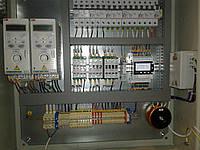 Автоматика приточно-вытяжных систем вентиляции с электрическим нагревателем и пластинчатым рекуператором
