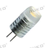 LED ЛАМПА 1,5W JC G4 12V 1LED 3000K-6000K