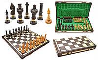 Шахматы деревянные «ROYAL» Роял, коричневые Арт. 3104, фото 1