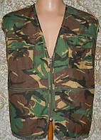 Жилет Fishing Vest в расцветке DPM (M) Рыбалка-охота