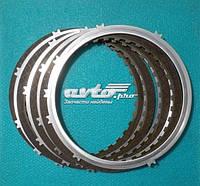 Комплект дисков пакета 2-6 BRAKE A6LF1 456703B000 .