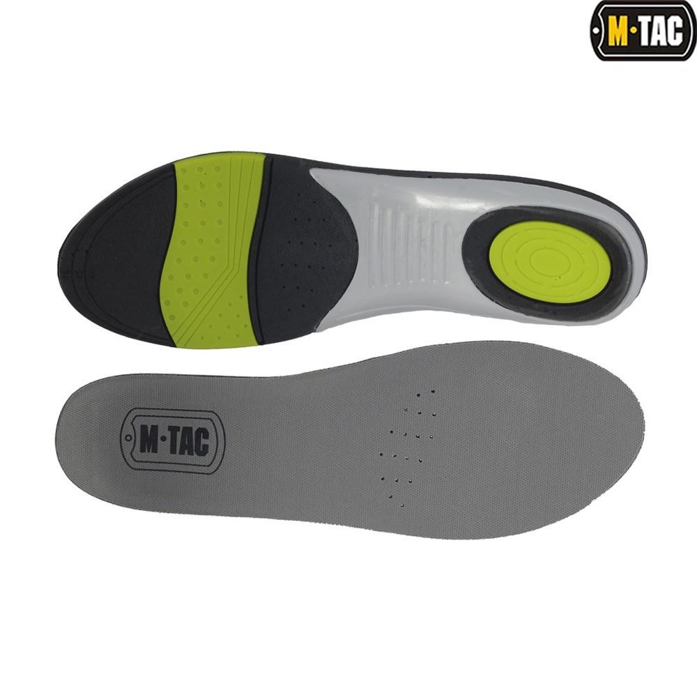 M-Tac стельки Universal Tracking Grey