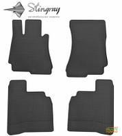 "Коврики ""Stingray"" на Mercedes S w221 (с 2006--) мерседес ес классе"