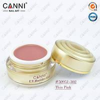 Конструирующий гель Canni 302 Thing Pink
