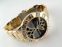 Часы Alberto Kavalli золото с кристаллами