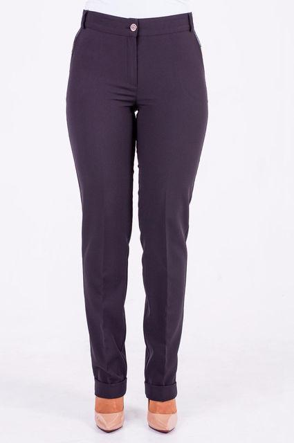 Черные классические женские брюки оптом и в розницу