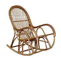 """Кресло-качалка """"КК-4/3"""", Кресло качалка из лозы"""