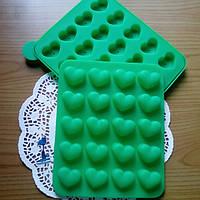 Форма силиконовая для кейк-попсов Сердечки