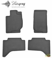 """Коврики """"Stingray"""" на Mitsubishi L-200 (2006-2015) митсубиси л 200"""