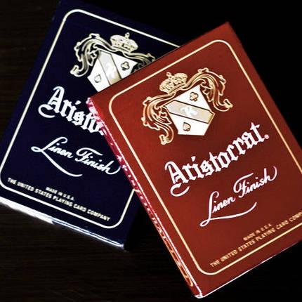 Карты игральные | Aristocrat, фото 2