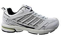 Мужские кроссовки Bona, натуральная кожа, белый, Р. 41 42 43 44 45 46