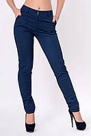 Женские брюки из итальянского трикотажа Алекс