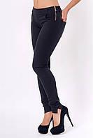 Черные молодежные брюки от производителя