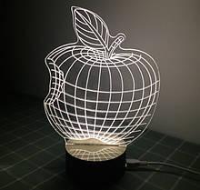 Светильник 3D Apple