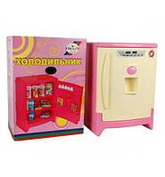 Холодильник  Общие характеристики Вид Бытовая техника (набор), для девочек, от 3 лет Комплектация продукты, ак