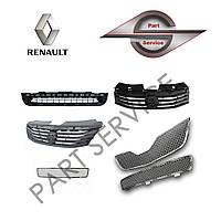 Решетка радиатора на Renault Kangoo Рено Кенго