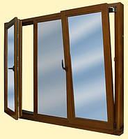 Комплект фрез, для изготовления окон с поворотно-откидной фурнитурой ( брус 68x83).