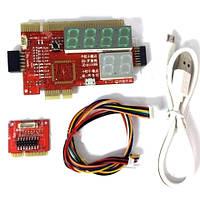 Post карта для ПК и ноутбука  KQCPET6V4  PCI / PCI-E / LPC ноутбук MiniPCI-E