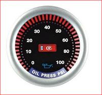 Тюнинговый автомобильный прибор Ket Gauge LED 9904 давление масла