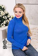 КАШЕМИРовый женский свитер *Батал*
