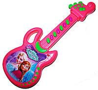 """Игрушка гитара музыкальная """"Frozen"""""""