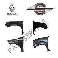 Крыло на Renault Symbol Рено Cимбол
