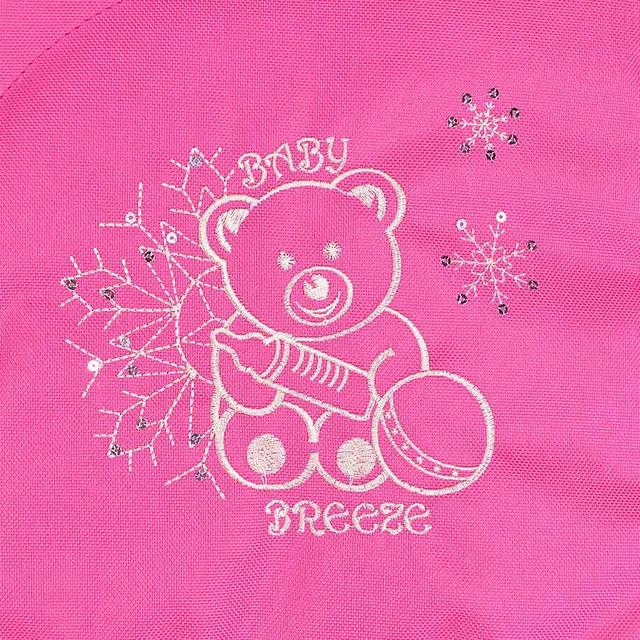 Baby Breeze вышивка