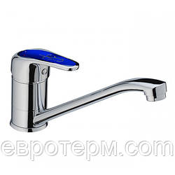 Смесители для кухни Haiba Magic 004 Blue 25 см крепление шпилька