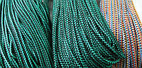 Шнур полипропиленовый твердый цветной 5мм 100м