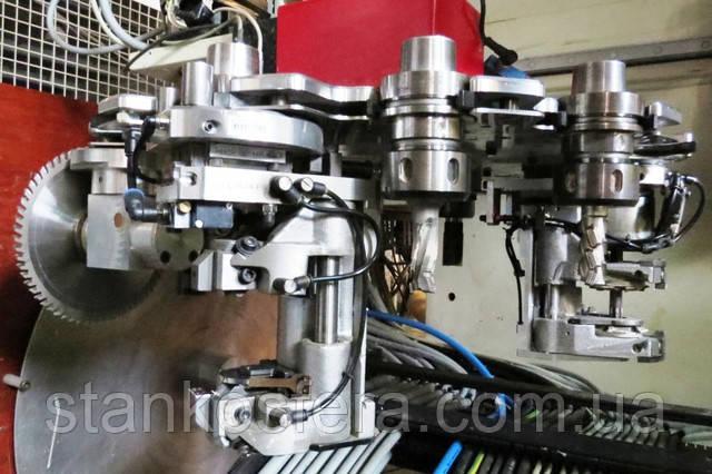Обрабатывающий центр BIMA 610 адаптерные агрегаты