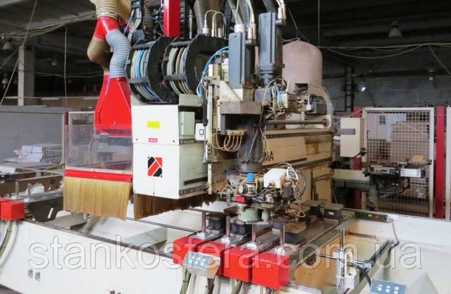 Обрабатывающий центр BIMA 610 кромкооблицовочный агрегат