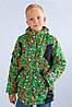 "Куртка зимняя для мальчика ""Art green"""