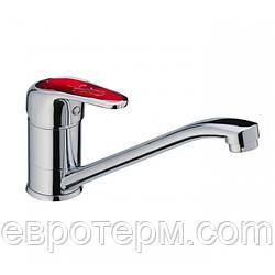 Смесители для кухни Haiba Magic 004 Red 25 см крепление шпилька