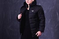 Куртка мужская спортивная зимняя Fred Perry Фред Перри РАСПРОДАЖА