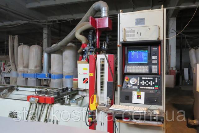Обрабатывающий центр BIMA 610 шкаф ЧПУ