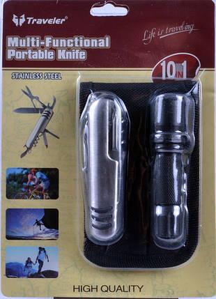Нож Многофункциональный №059, фото 2