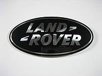 Черная эмблема значок в решетку радиатора Range Rover Sport 2006-09 Новый оригинал