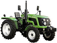 Трактор DW 244X (24 л.с., 3 цилиндра, ГУР, колеса 7.50 - 16/11.2 - 24)