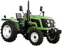Трактор DW 244X (24 л.с., 3 цилиндра, ГУР, колеса 7.50 - 16/11.2 - 24), фото 1