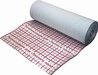 Рулонный утеплитель (подложка) фольгированный под теплый пол, толщина - 3 мм, длина - 50 м, ширина - 1 м