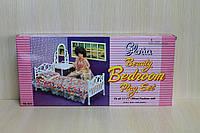 Мебель для кукол, спальня