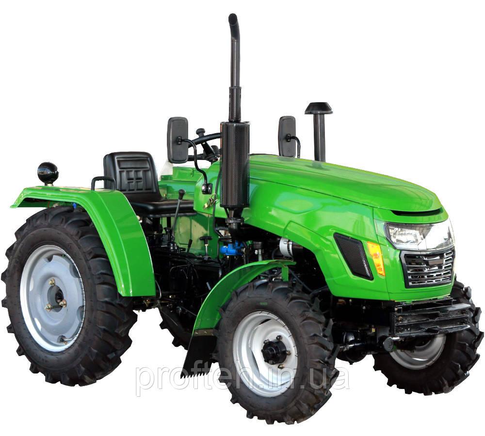 Трактор DW 244Т (24 л.с., 3 цилиндра, колеса 6.00-14 / 9.5-20)