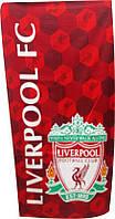 Полотенце пляжное с символикой FC Liverpool