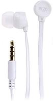 Наушники недорогие с плоским кабелем Ergo VT-901