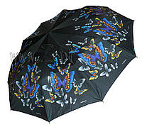 Женский зонт Zest Бабочки  (полный автомат, 10 спиц ) арт. 23966-15