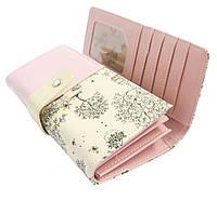 Кошелек клатч Secret Garden нежно-розовый